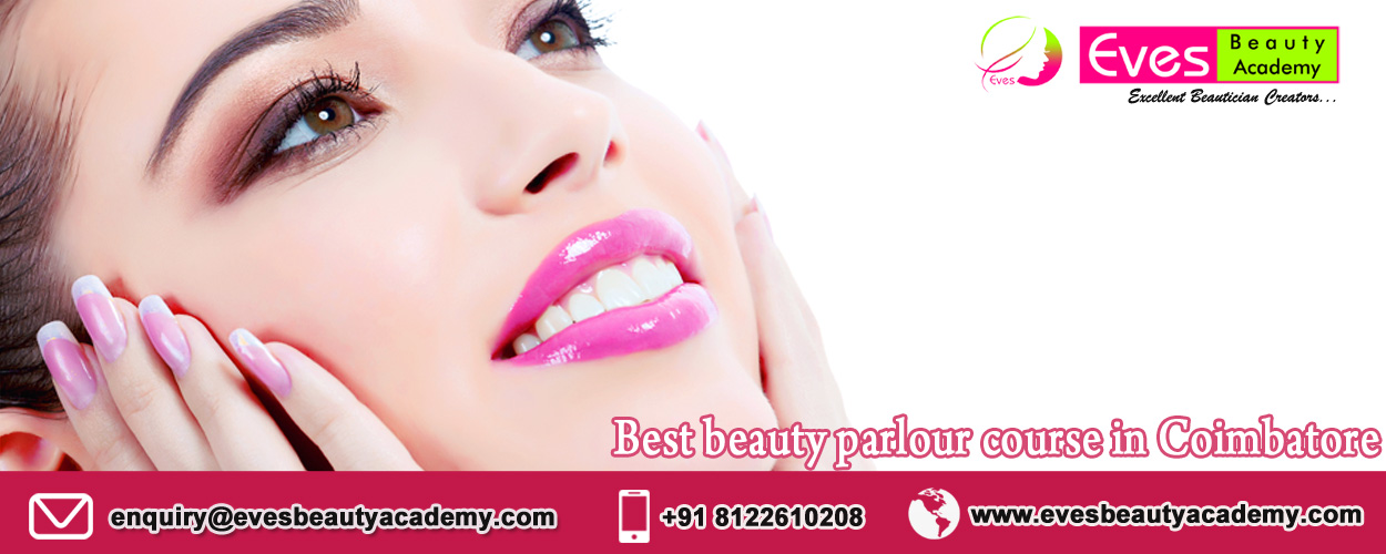 Best beauty parlour Course in Coimbatore